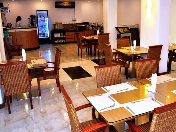 RGN City Lodge - Restaurangen