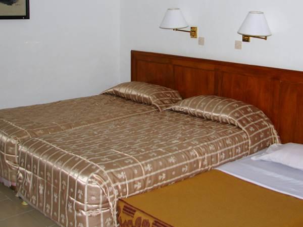 Toledo Inn - Exempel på rum (finns även twin-sängar)