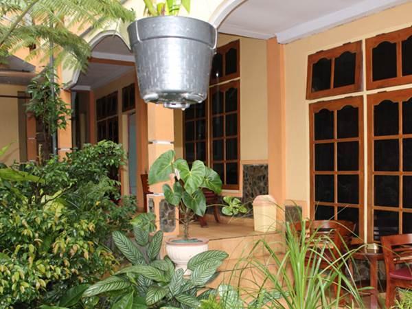 Edelweiss Hotel i Bajawa