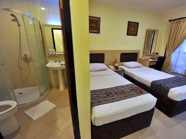Hotel Graha - Exempel på rum