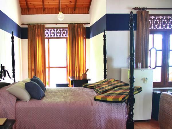 Kumudu Valley Resort  - Exempel på dubbelrum