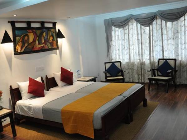 Orient Hotel - Exempel på rum