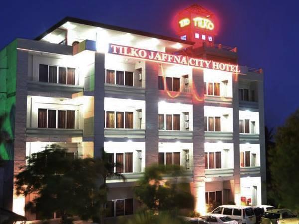 Tilco City Hotel i Jaffna