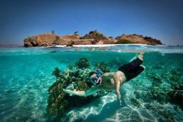 Gili Trawangan - Snorkling