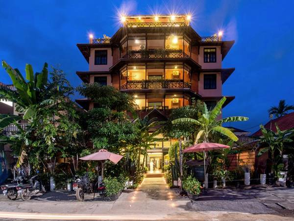 Angkor Panoramic Boutique Hotel, Siem Reap