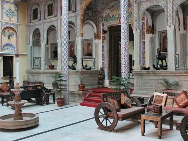 Hotel Grand Haveli i Nawalgarh