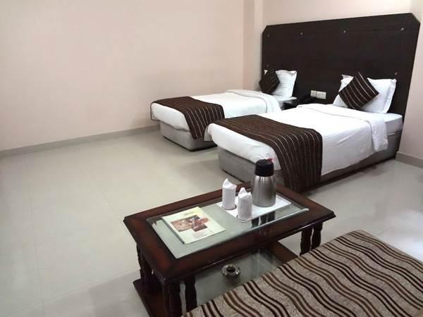Hotel Kyron - Exempel på rum
