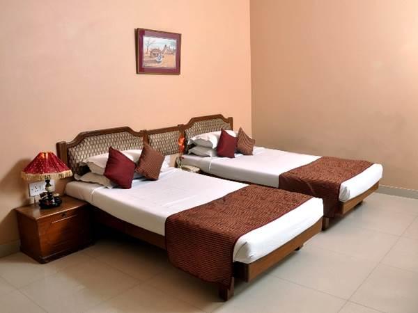 Hotel Vishnupriya - Exempel på rum