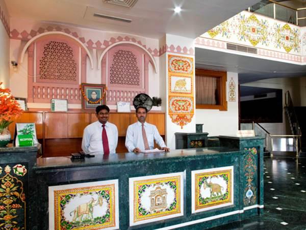 Raj Vilas Hotel