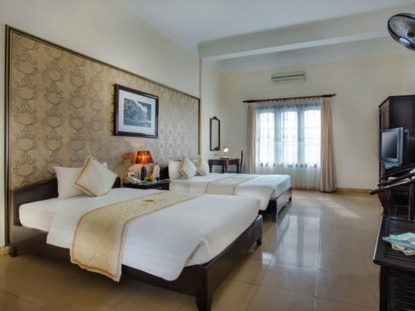 Thuy Anh Hotel - Exempel på rum