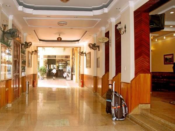 Thuy Anh Hotel i Ninh Binh