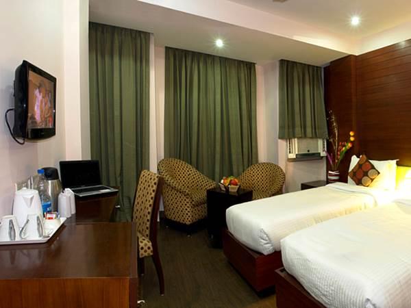 Crest Inn - Exempel på rum