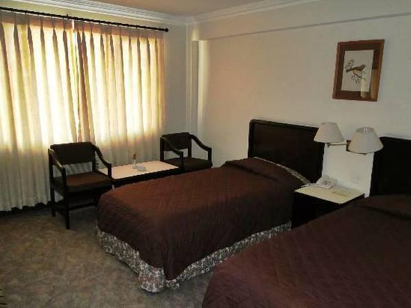 Hotel Holy Himalaya - Exempel pa rum