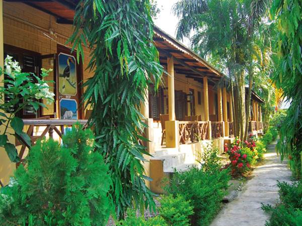 Rainbow Safari Resort i Chitwan