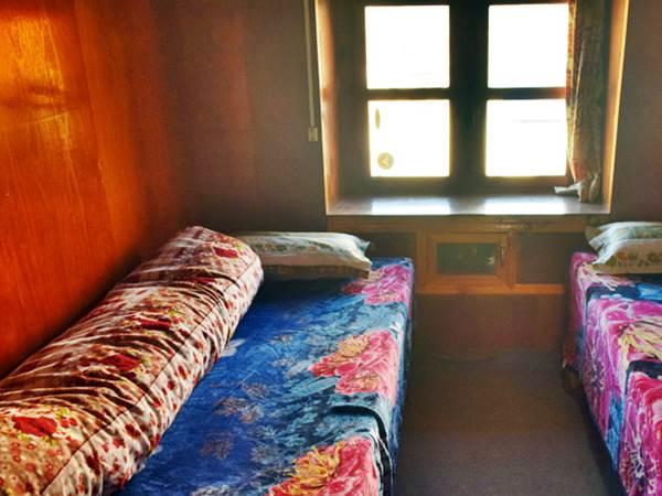 Gorak Shep - Exempel på rum