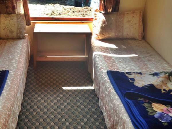Namche - Exempel på rum