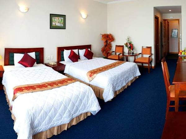 Saigon Royal Hotel - Exempel på rum