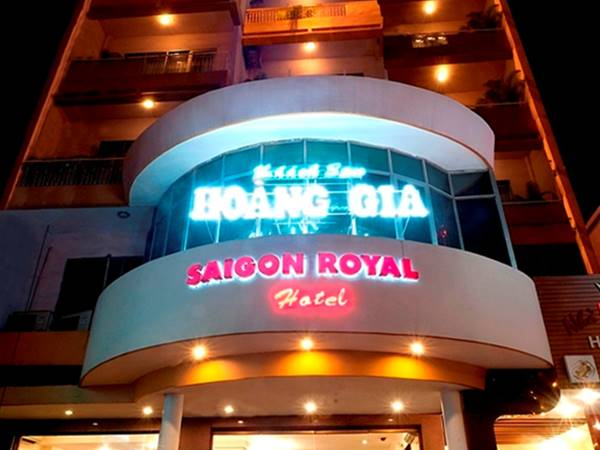Saigon Royal Hotel i HCMC