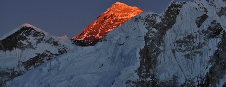 Trekking i Nepal: Mount Everest Basläger