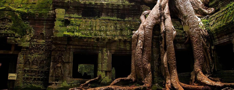 Budgetresa: Från Hanoi till Angkor Wat
