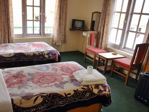 Hotel Raraa i Pokhara - Exempel på rum