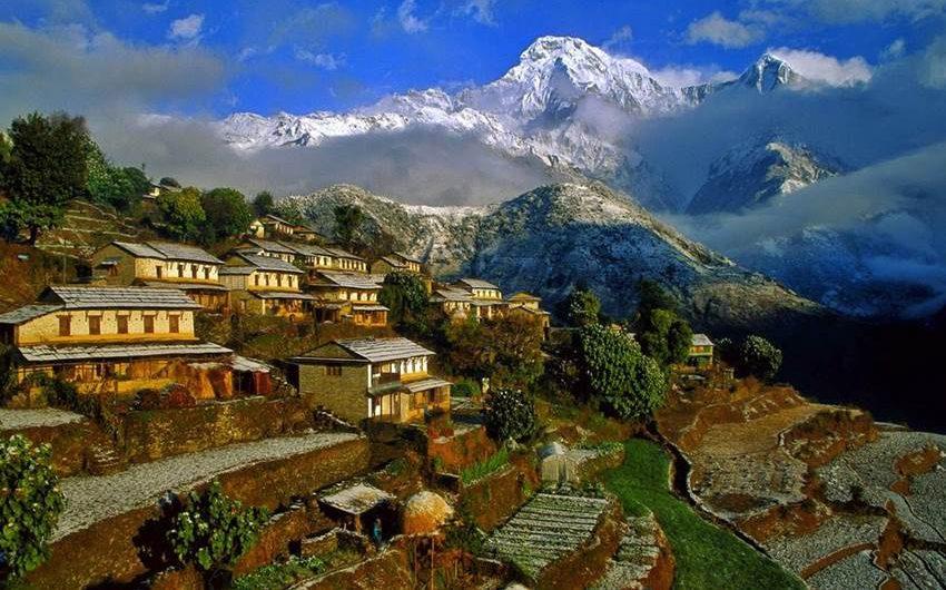 trekking-i-nepal