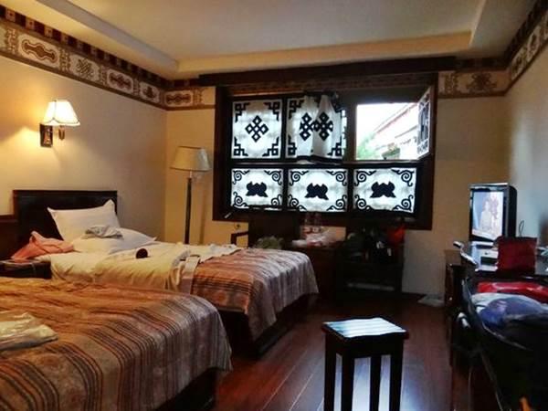Heritage Hotel - Exempel på rum