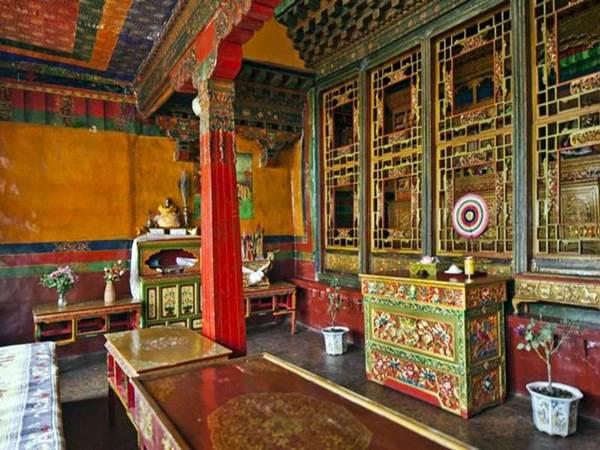Heritage Hotel i Lhasa