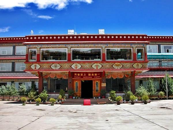 Manasarovar Hotel i Shigatse
