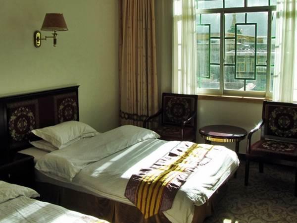 Samye Hotel - Exempel på rum