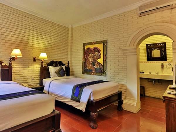 Puri Garden Hotel - Exempel på rum