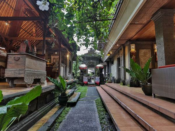 Puri Garden Hotel i Ubud