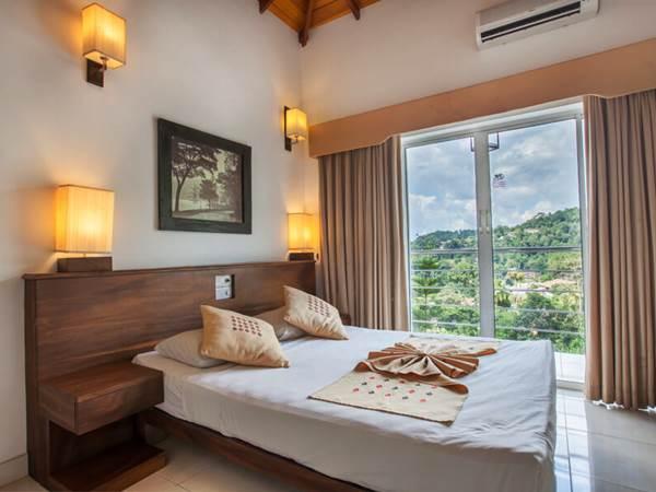 Senani Hotel - Exempel på rum