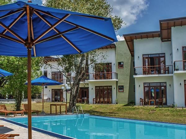 Wewa Addara Hotel i Sigiriya