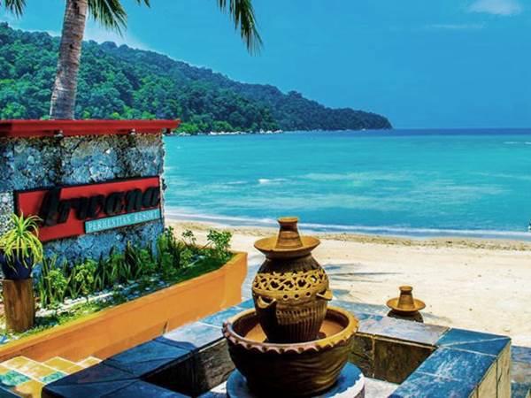 Arwana Perhentian Eco Resort & Beach Resort på Pulau Perhentian