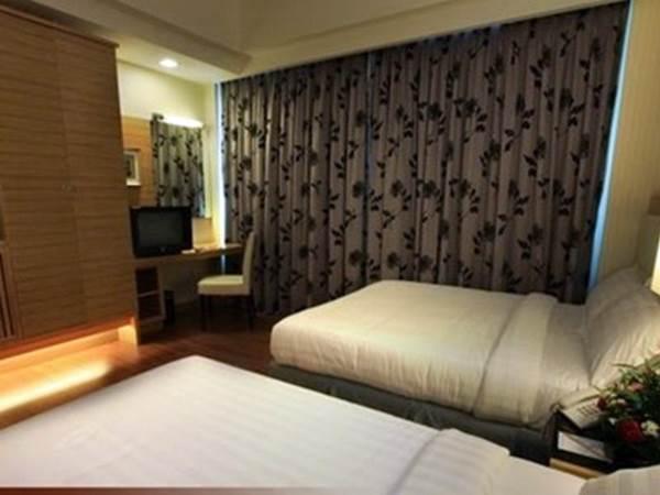 Crown Garden Hotel - Exempel på rum