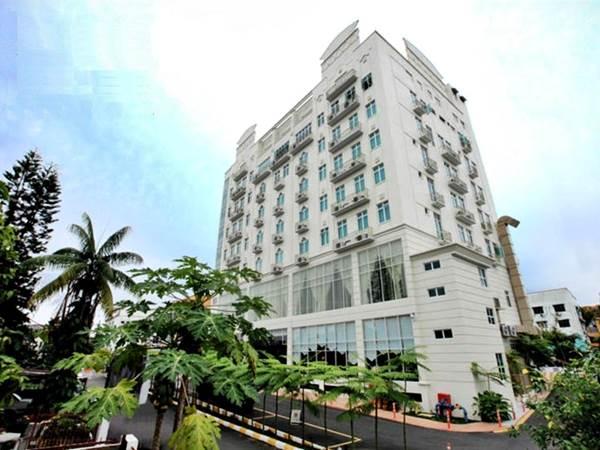 Crown Garden Hotel i Kota Bharu