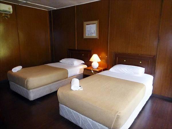 D'Coconut Island Resort - Exempel på rum