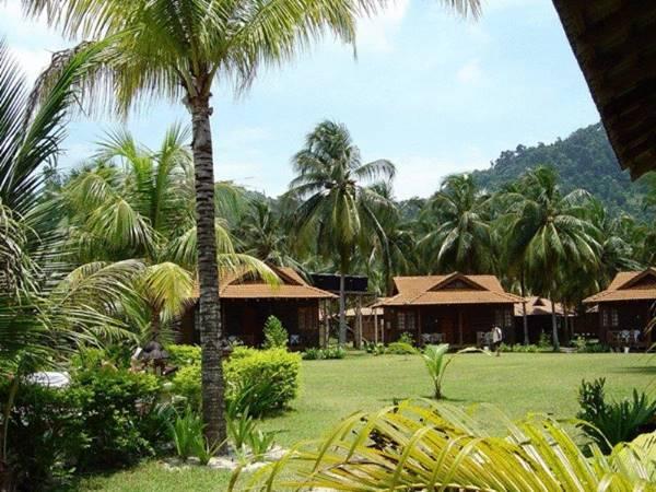 D'Coconut Island Resort, Pulau Besar