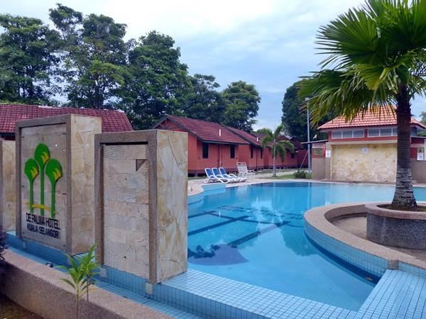 De Palma Inn i Kuala Selangor