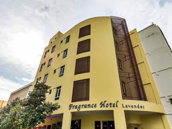 Fragrance Hotel i Singapore