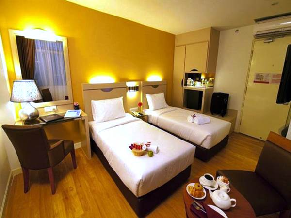 Hotel Sentral - Exempel på rum