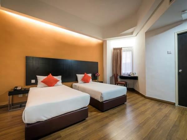 Hotel Sentral Riverview - Exempel på rum