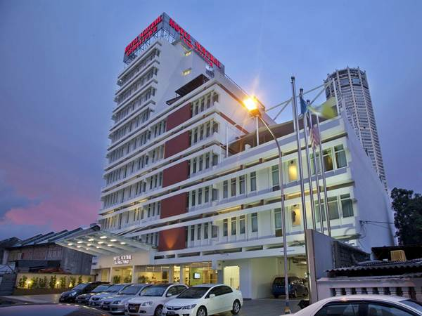 Hotel Sentral i Georgetown (Penang)