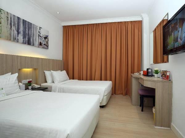 Swiss inn - Exempel på rum