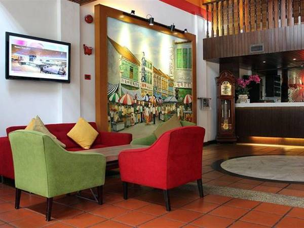 Swiss inn, Kuala Lumpur