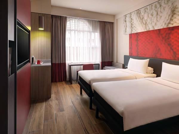ibis Hotel Malacka - Exempel på rum