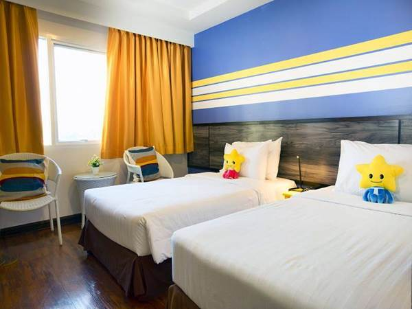Astera Sathorn Hotel - Exempel på rum