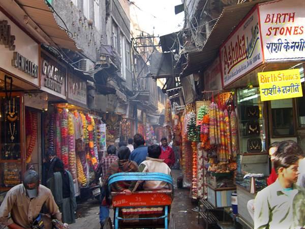 Chandni Chowk, Delhi