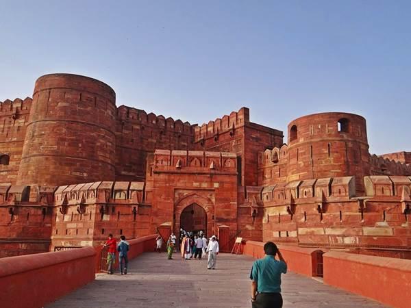 Fortet i Agra